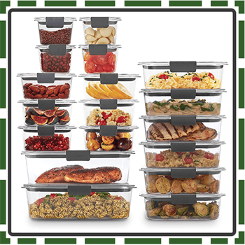 Best 44 Piece Food Storage Containers