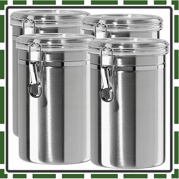 Best Beautiful Food Canister Sets