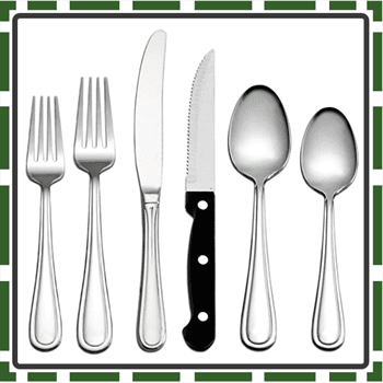 Best Knives and Spoon Flatware Set
