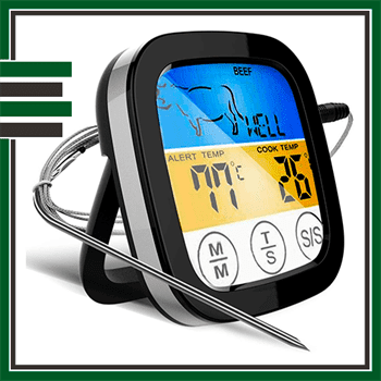 Best Touch Digital Meat Thermometer