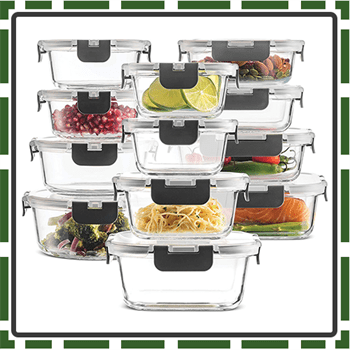 Best 24 piece Food Storage Containers