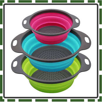 Best Collapsible Mesh Strainer