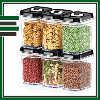 Best Cute Airtight Food Storage Containers
