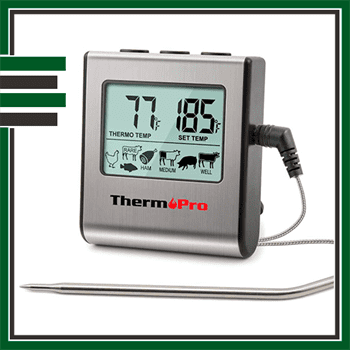 Best Large Digital Meat Thermometer