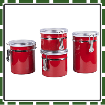 Best Creative Food Canister Sets