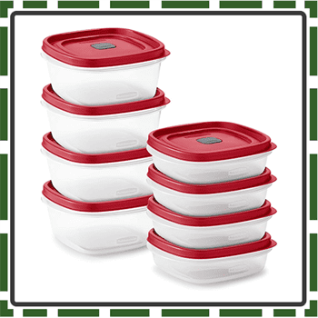 Best 16 piece Food Storage Containers