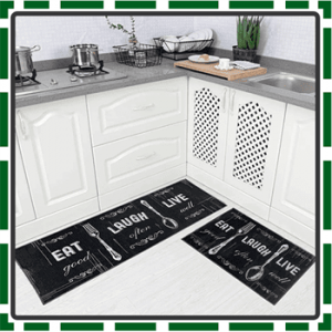 Best Carvapet Kitchen Rugs and Mats