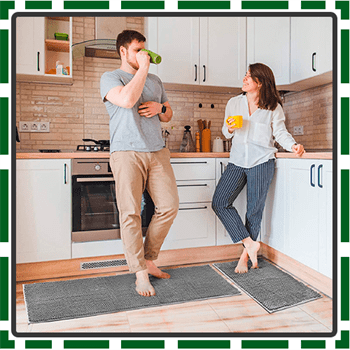 Best Non Slip Kitchen Rugs and Mats