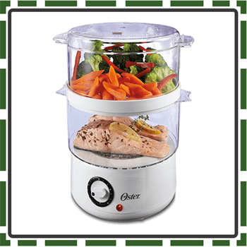 Best Double Tiered Food Steamers