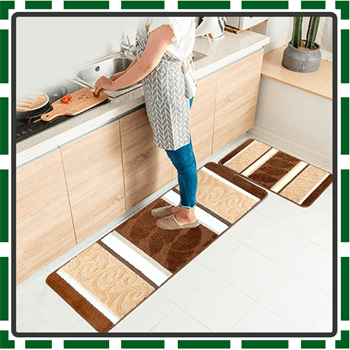 Best Washable Kitchen Rugs and Mats