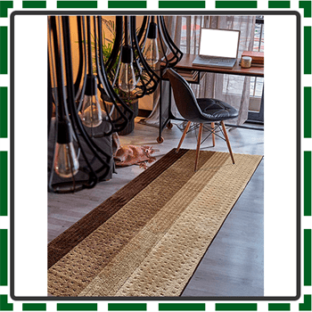 Best Brown Kitchen Rugs and Mats