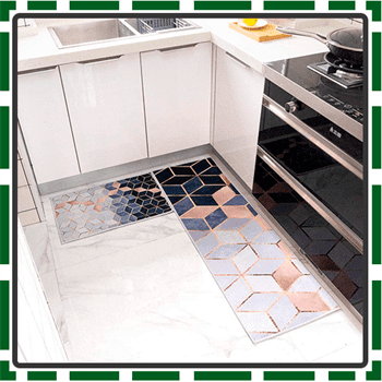 Best Absorbent Kitchen Rugs and Mats