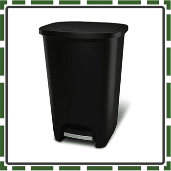 Best Dual Large Capacity Kitchen Trash Cans