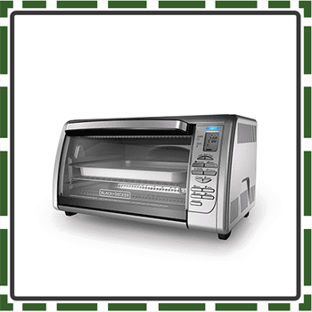 Best Silver Toaster Oven