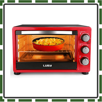 Best Red Toaster Oven