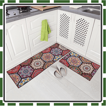 Best 2 Piece Washable Rugs for Kitchen