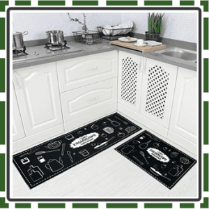 Best Anti Slip Washable Rugs for Kitchen