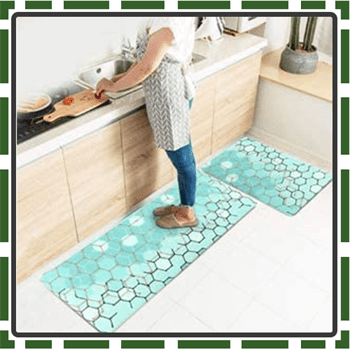 Best Leevan Washable Rugs for Kitchen