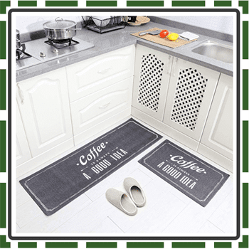 Best Non Slip Washable Rugs for Kitchen