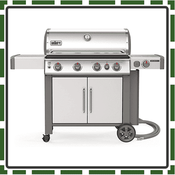 Best Genesis Natural Gas Grill
